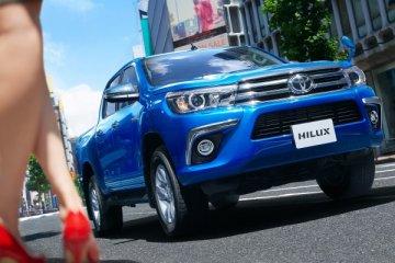 Toyota Hilux dikenalkan lagi di Jepang setelah 13 tahun absen
