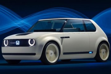 Honda Urban EV Concept tampil perdana di Frankfurt motor show