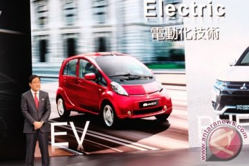 100 tahun Mitsubishi, dari Model A hingga e-Evolution