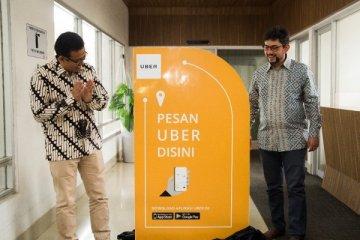 Uber gandeng Railink hadirkan pilihan transportasi multimoda di Medan