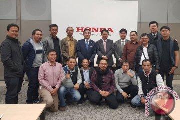 Honda belum berniat aliansi