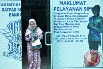 Satlantas Surakarta buka pelayanan SIM malam hari