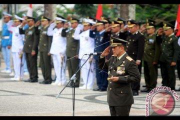 Peringatan Hari Pahlawan di Ambon