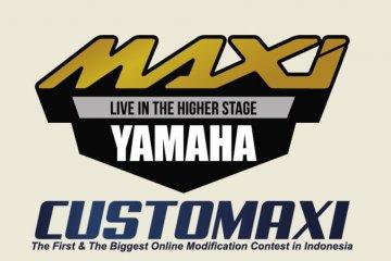 Yamaha gelar kontes modifikasi online Customaxi
