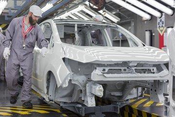 New Nissan LEAF mulai diproduksi di Eropa
