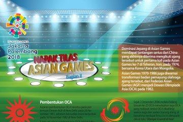 Napak Tilas Asian Games (Bagian II)