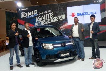 Ada model baru, Suzuki yakin Ignis terjual 2.000 unit per bulan