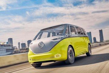 VW yakin lewati target penjualan 1 juta mobil listrik