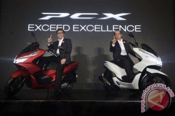 Honda PCX dipesan 12.000 unit, warna putih paling laris