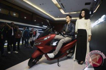 Honda PCX merah dikembangkan khusus untuk konsumen Indonesia
