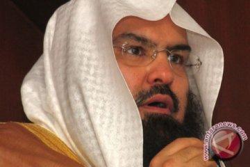 Sheikh Sudais sebut Islam bersih dari label tuduhan terorisme