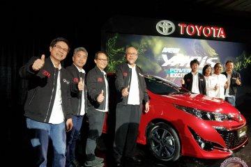 Harga Toyota New Yaris hanya naik Rp1,5juta