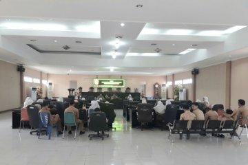 Rapat Sekretariat DPRD Gorontalo Utara