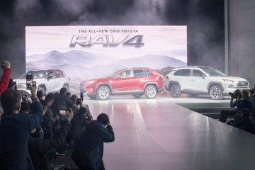 Toyota RAV4 2019 debut di New York, begini tampilannya
