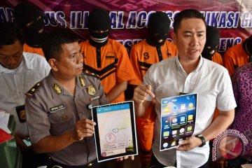 Kasus order fiktif taxi daring