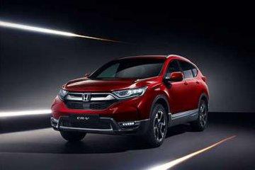 Honda CR-V tujuh penumpang baru dikenalkan di Eropa