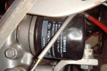 Perlukah filter baru setiap ganti oli?