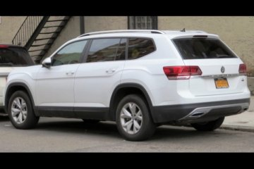 VW investasi Rp4,67 triliun untuk pabrik SUV Atlas
