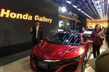 Galeri Honda pertama di dunia resmi dibuka di Indonesia