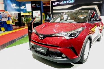 Ragam komentar pengunjung anjungan Toyota soal C-HR