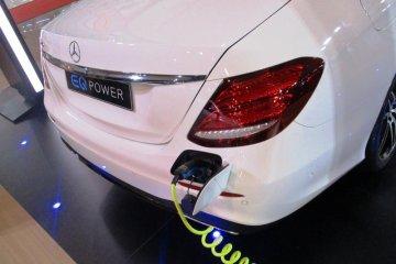 Soal mobil listrik, Mercy Indonesia tidak mau gegabah