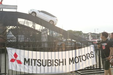 Mitsubishi tuai 2.644 SPK sepanjang IIMS 2018