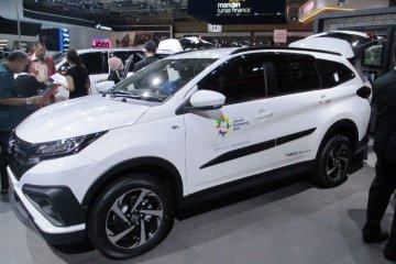 Penjualan Toyota Avanza dan Rush beda tipis di IIMS
