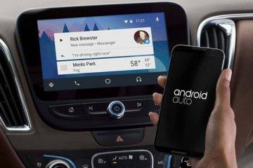 Android Auto akan hadir di mobil Toyota