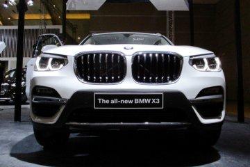 BMW terima pemesanan 600 unit kendaraan selama IIMS