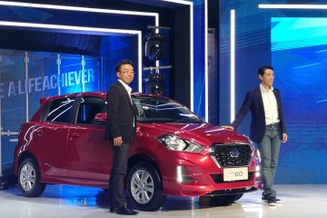 Datsun segarkan tampilan Go & Go+