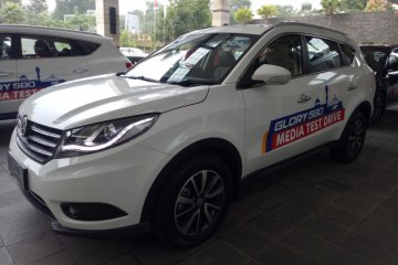 Tiga modal utama DFSK Glory 580 bersaing di pasar SUV Indonesia