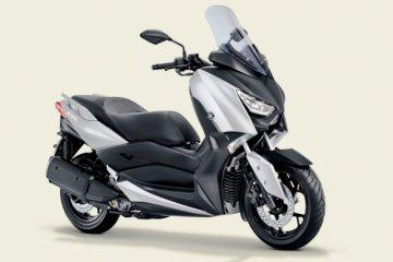 Yamaha Xmax 250 punya empat warna baru