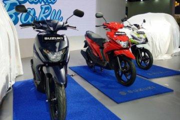 Pencapaian penjualan dan ekspor sepeda motor Suzuki
