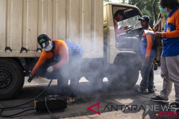 Uji emisi kendaraan