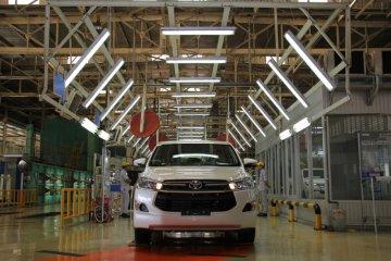 Produksi Toyota Kijang tembus dua juta unit