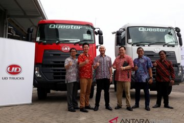 Strategi UD Trucks layani pebisnis selama COVID-19