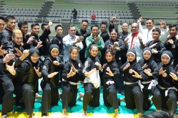 Pencak silat optimistis juara umum Asian Games 2018