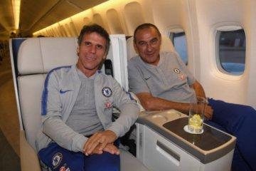 Zola: Pola latihan Sarri bikin bintang Chelsea bosan