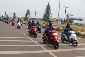 Menjajal skutik Suzuki Nex II di Kota Padang