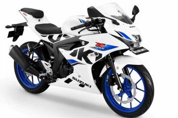 Genjot penjualan, Suzuki hadirkan warna baru untuk GSX-R150