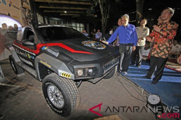 Tiga kendaraan inovatif ITS jelajahi Indonesia