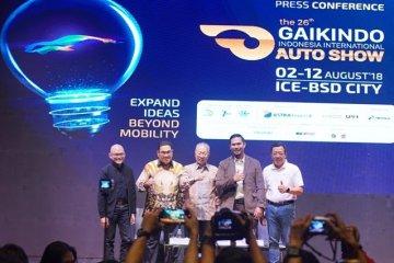 GIIAS 2018 akan tampilkan 40 kendaraan terbaru