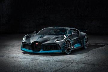 Lima hal yang perlu kamu tahu soal Bugatti Divo