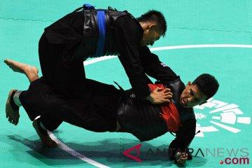 Taklukan pesilat Malaysia, Iqbal Candra ke semifinal