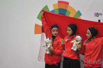 Kami turut bangga akan prestasimu atlet Indonesia