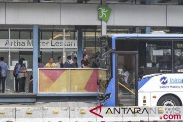 Hari terakhir Asian Games, layanan Transjakarta masih gratis