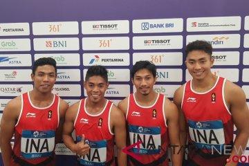13 rekor cabang atletik Asian Games pecah di Jakarta