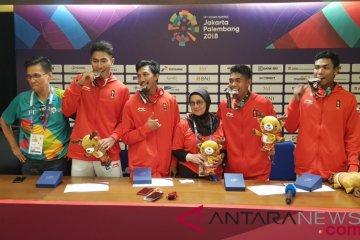 Daftar pemenang medali Asian Games 2018 hari ke-12