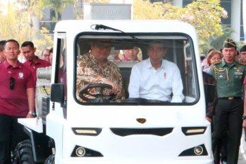 AMMDes, mobil Pak Tani yang bakal diproduksi massal Januari 2019