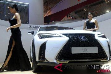 Pertama di Asia, The Newest Lexus UX dihadirkan di GIIAS